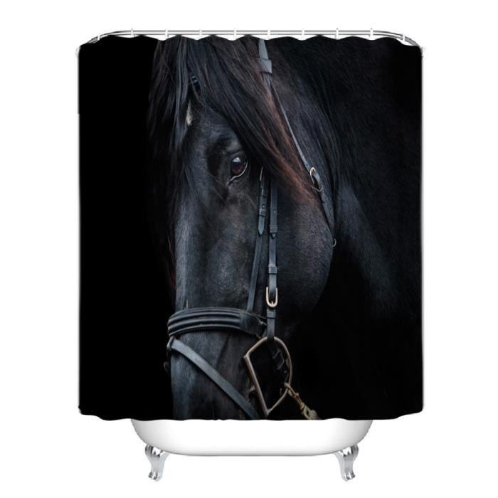 rideau cheval achat vente pas cher. Black Bedroom Furniture Sets. Home Design Ideas