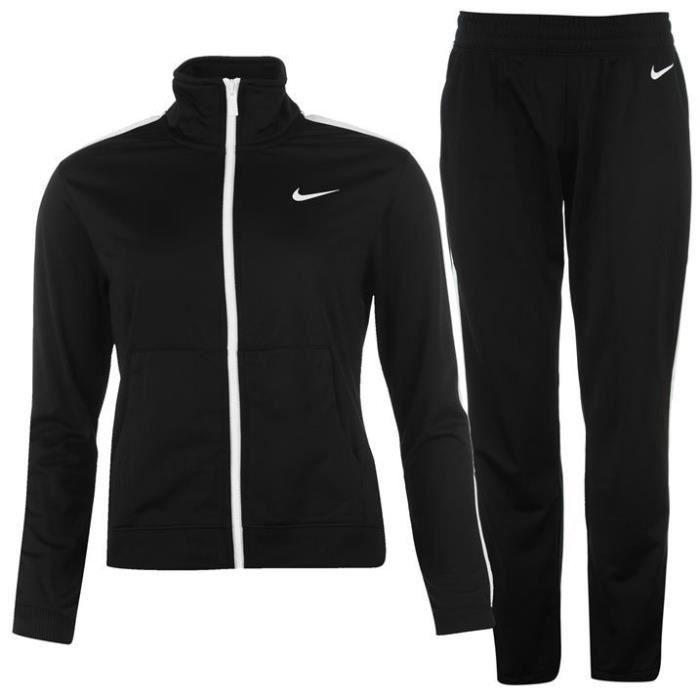 d1174dc25ac99 Jogging Nike Femme Noir Noir Noir - Achat   Vente survêtement ...
