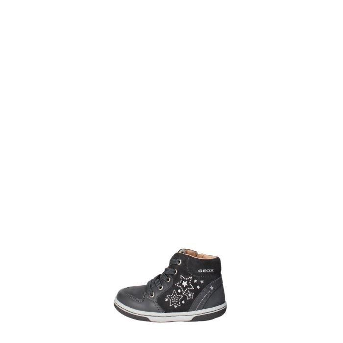 Geox Sneakers Fille Gris