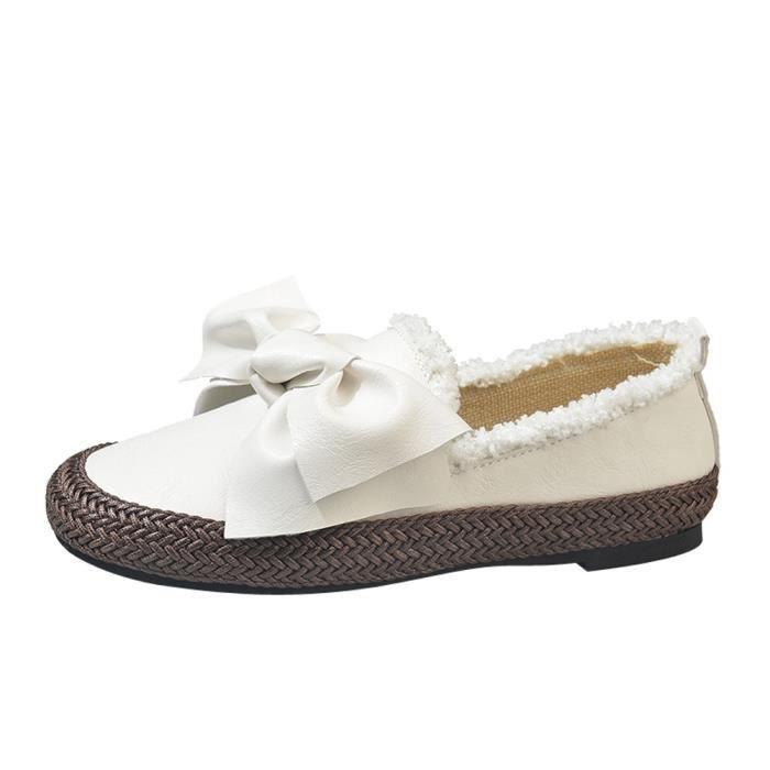 À Décontractés Femmes Pour En rouge Femmes Chaussures Sandales Plates Talons Cuir Flats 4A3Rqc5Lj