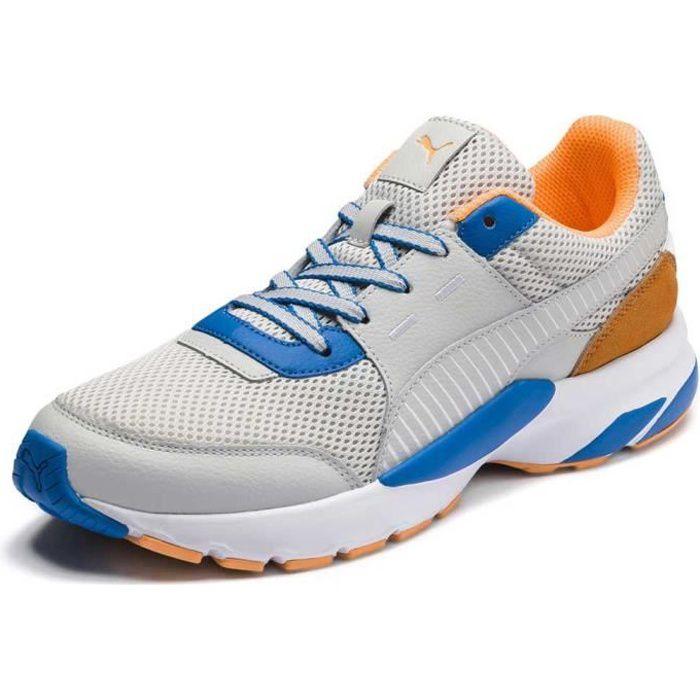 a98abacbf482 chaussures homme baskets puma future runner premium. le future runner  premium est un nouveau modèle axé sur le confort et offrant un