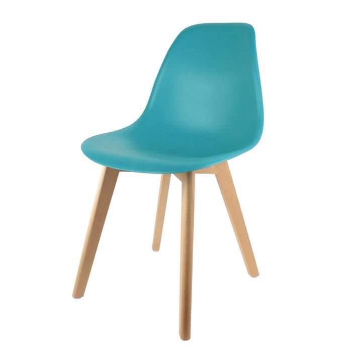 CHAISE Chaise Scandinave Coque