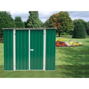 Abri de jardin metal abri vert - Achat / Vente Abri de jardin ...