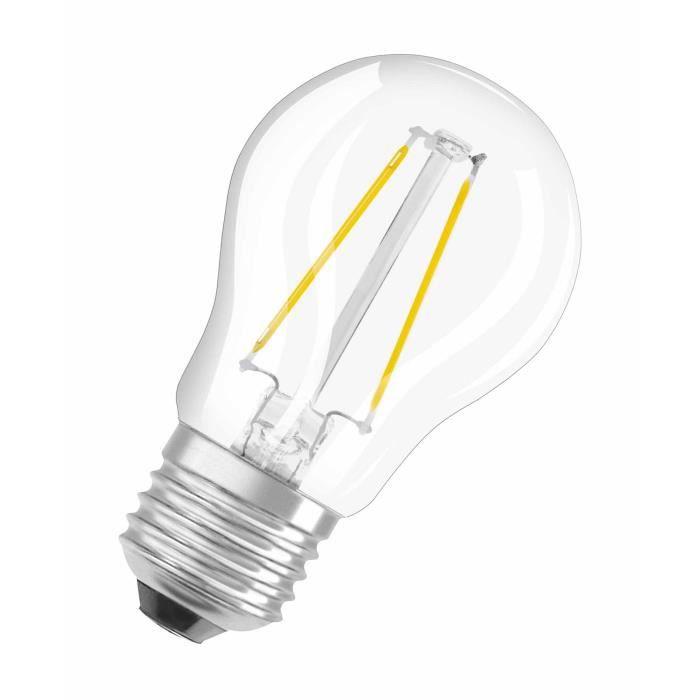 Équivalent Osram À 25 W Blanc Led Ampoule Chaud 2 Filament E27 RrwqYrUp
