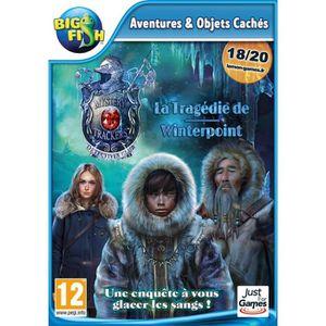 JEU PC Mystery Trackers La Tragédie de Winterpoint Jeu PC