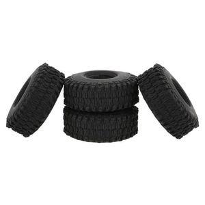 PNEUS AUTO 4PCS 1,9 pouces 120mm pneus pour 1-10 HSP Redcat T