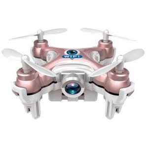 DRONE TPT60224023PK®Cadeau Cheerson CX-10W Mini Wifi FPV