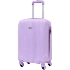 VALISE - BAGAGE Valise Taille Cabine 55cm - ALISTAIR Airo - ABS ul