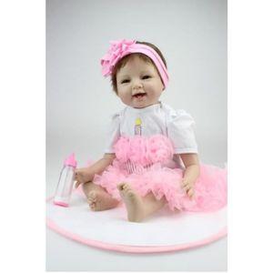 POUPÉE 2016 silicone bébé Reborn poupées jouets poupée