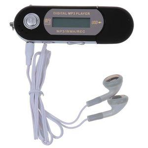 LECTEUR MP3 SODIAL(R) 8G Cle USB Lecteur Baladeur MP3 Player F