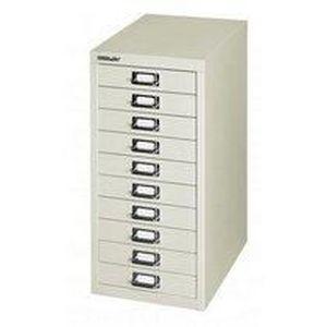 Meubles bureau beige achat vente meubles bureau beige for Meuble 2 tiroirs 60 cm woodstock bois clair