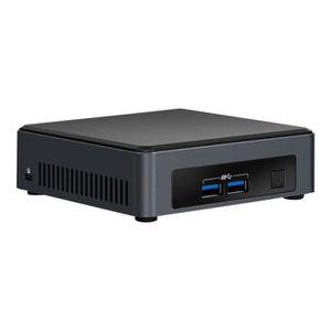 UNITÉ CENTRALE  Intel Next Unit of Computing Kit NUC7i5DNKPC Busin