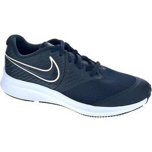 BASKET Baskets - Nike Star Runner 2  Garçon  Noir