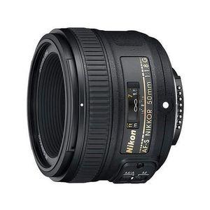 OBJECTIF Nikon AF-S Nikkor 50mm f-1.8G (DF Kit lens) object