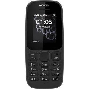 Téléphone portable Nokia 105 (2017) Noir - Tout Opérateurs