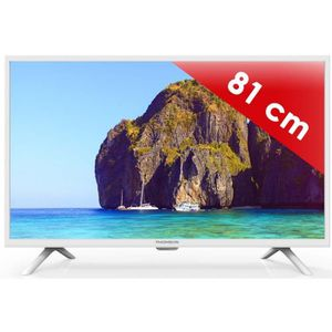 Téléviseur LED Téléviseur THOMSON 32 HD 3121 W