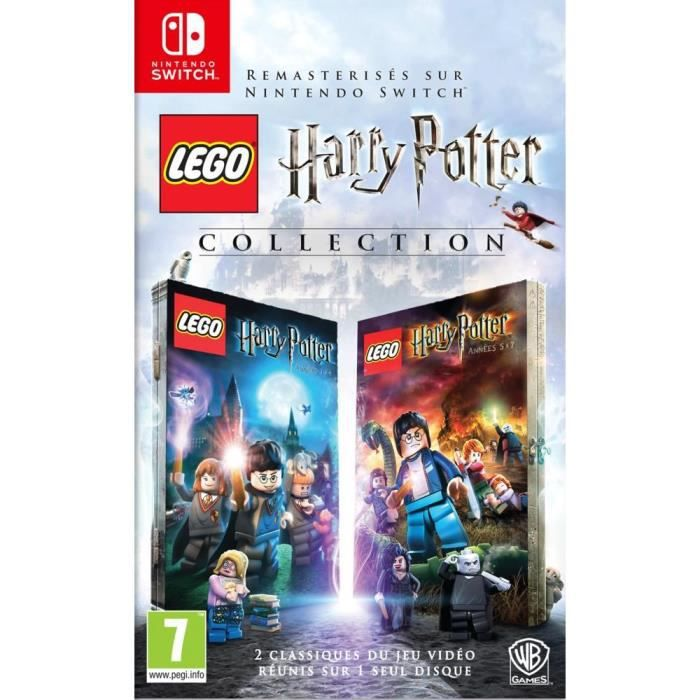 LEGO Harry Potter Collection Jeu Switch