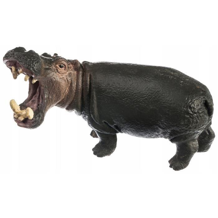 Animaux Hippopotame À Réaliste Faune Peintes La Main Jouet Enfants Figurines Farmee Zoo 3FJ1TlKc