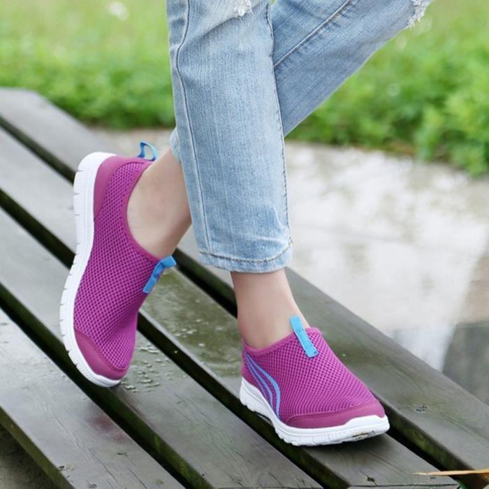 Respirante, facile à assortir chaussures de sport