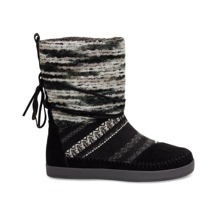 Toms Népal Boot Boot MFN0G Taille-38 1-2