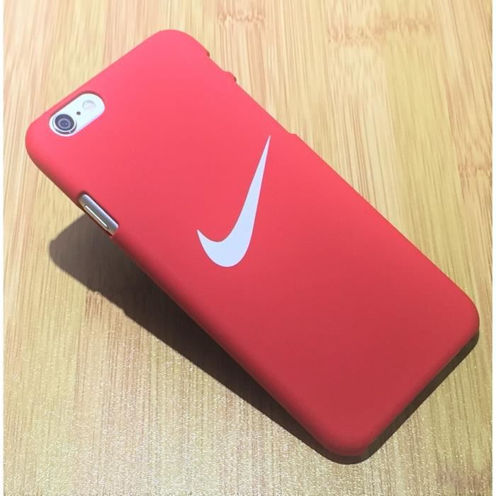 coque iphone 8 nike silicone