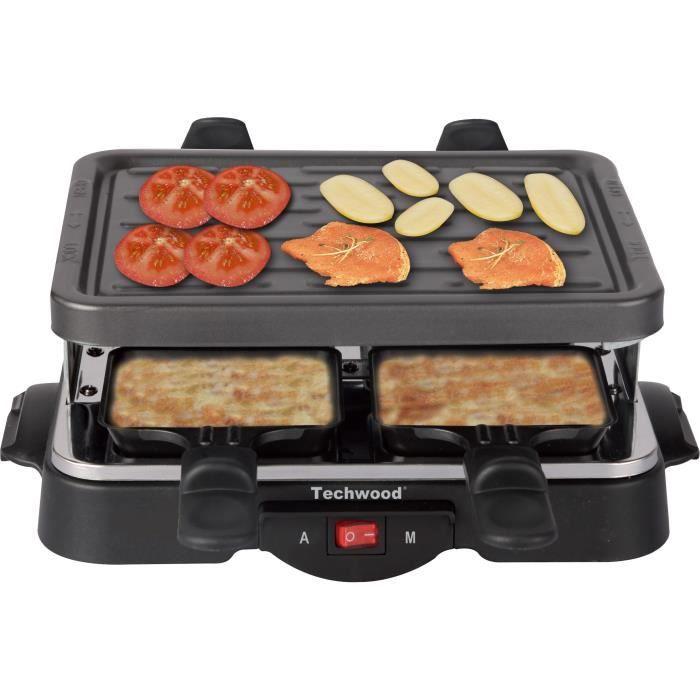 appareil raclette 2 personnes - achat / vente appareil raclette 2