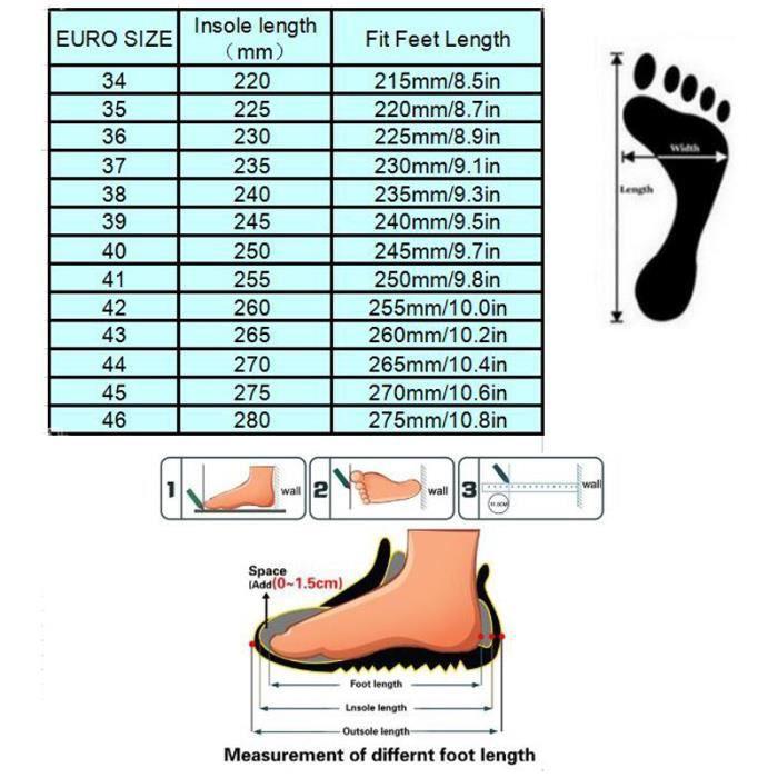 Sandales Femmes Bohémienne été Chaussures Sandale Femme KIANII® Noir