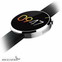 MONTRE CONNECTÉE DM360 Montre Smart Watch Bracelets Argent