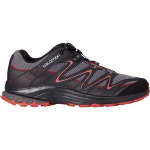 CHAUSSURES MULTISPORT SALOMON Chaussures homme trail score - Noir et Rou