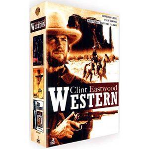 DVD FILM DVD Coffret Clint Eastwood Western :