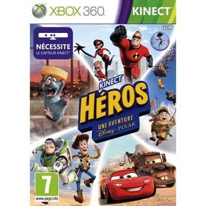 JEU XBOX 360 Kinect Heros Une Aventure Disney-Pixar Xbox 360