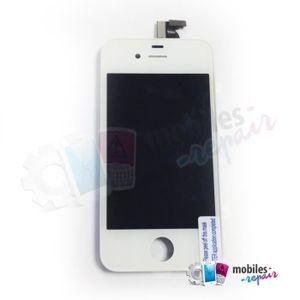 ECRAN DE TÉLÉPHONE Ecran tactile pour iPhone 4 4S assemble avec LCD d