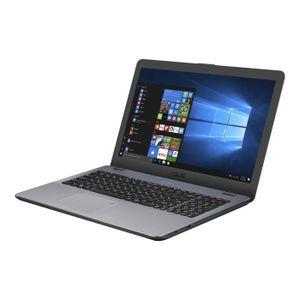 ORDINATEUR PORTABLE ASUS VivoBook 15 X542UR DM445T Core i5 8250U - 1.6