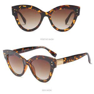 f7769d7808ac7c LUNETTES DE SOLEIL Mode Vintage Big cadre Lunettes de soleil Retro Lu ...