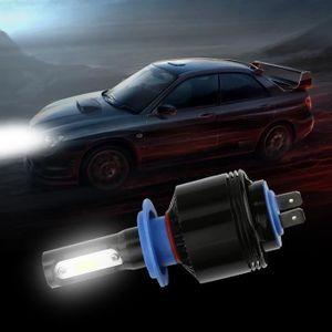 PHARES - OPTIQUES Phares voiture Kit conversion tout-en-un Ampoules