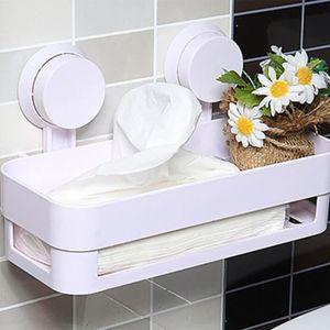 PORTE ACCESSOIRE Estimetown®Plastique ventouse salle de bain coin c