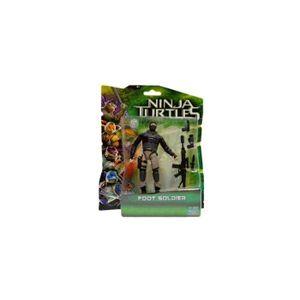 Tortue Ninja  Foot Soldier Avec Accessoires , Figurine De 12 cm