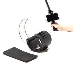 PERCHE - CANNE SELFIE Trois Way Selfie Monopod Clip de verrouillage pour
