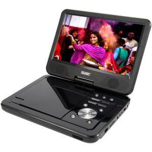 LECTEUR DVD PORTABLE D-JIX PVS 1006-20 Lecteur DVD portable 10