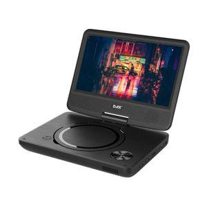 LECTEUR DVD PORTABLE D-JIX PVS906-20 Lecteur DVD portable 9