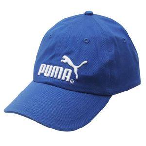 5c678d1f84b6a Casquette Réglable Homme PUMA Bleu Bleu - Achat / Vente casquette ...