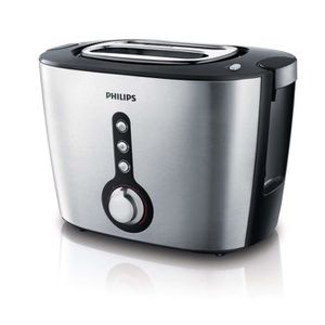 GRILLE-PAIN - TOASTER PHILIPS HD2636/20 Grille-pain Viva Collection - In