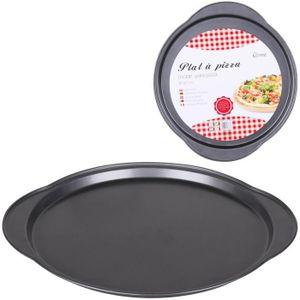 PLAT DE SERVICE Grand Plat De Cuisson Pour Pizza Forme Rond En Mét
