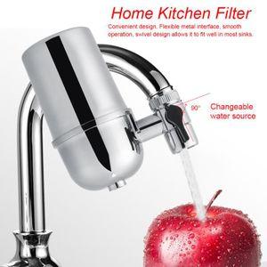 CARAFE FILTRANTE Filtre à eau Purificateur pr robinet eau salle de