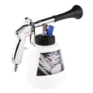 PISTOLET DE LAVAGE Pistolet de nettoyage de voiture avec brosse de ne