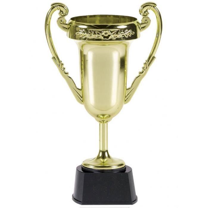 AMSCAN Trophée Sèche-pleurs 14 cm