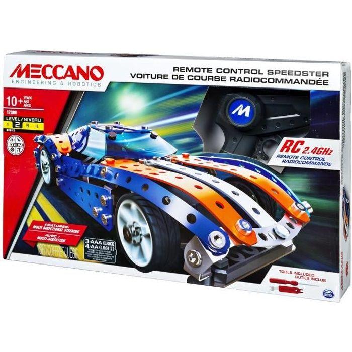 MECCANO Speedster R/C