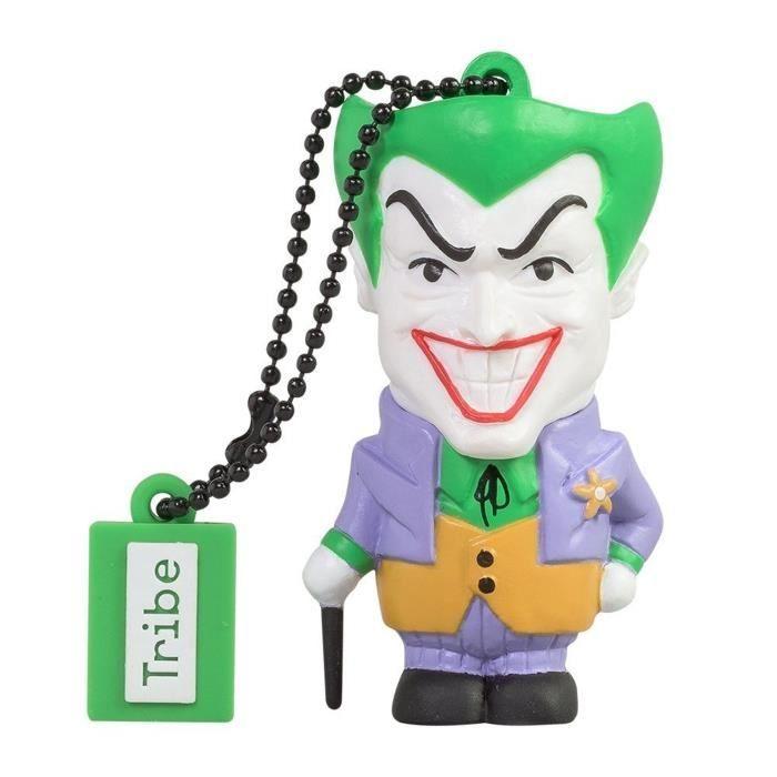 TRIBE Clé USB - Joker - 8 Go