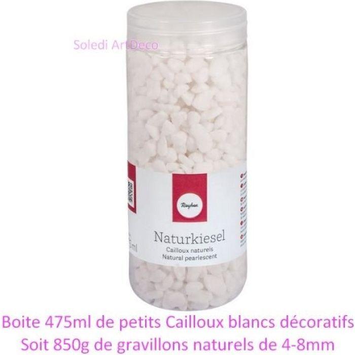 Caillou blanc achat vente pas cher - Cailloux decoratifs ...
