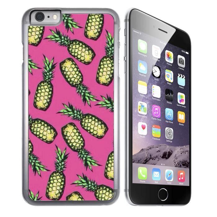 iphone 8 plus coque ananas